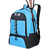 G GATRIAL Lacrosse Backpack Extra Large Field Hockey Bag Holds All Lacrosse Equipment Two Stick Holders and...