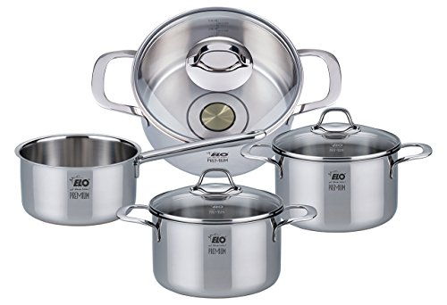 Sartenes Y Ollas Para Placas De Induccion  marca ELO Cookware