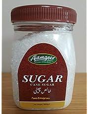 Caña de azúcar orgánico de calidad superior refinado cristal blanco crudo de azúcar Alamgeer 850 g