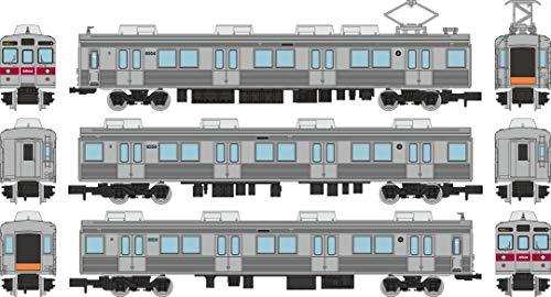 鉄道コレクション 鉄コレ 長野電鉄 8500系 T4編成 3両セット ジオラマ用品 (メーカー初回受注限定生産)