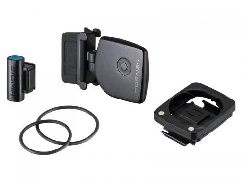 SIGMA SPORT Unisex Geschwindigkeits/Trittfrequenz Geschwindigkeits trittfrequenz Sts Rad 2 Kit 2032, black, Einheitsgröße EU