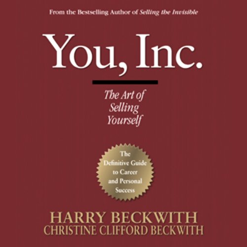 You, Inc. audiobook cover art