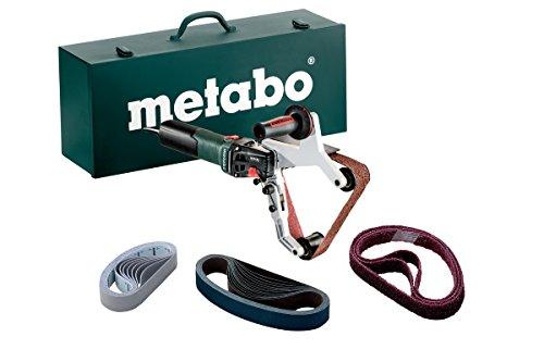 Metabo 1550 W Rohrbandschleifer RBE 15-180 Set, 1 Stück, 602243500