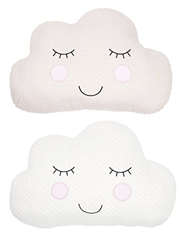 Sass & Belle Sweet Dreams Cloud Decorative Cushion (One