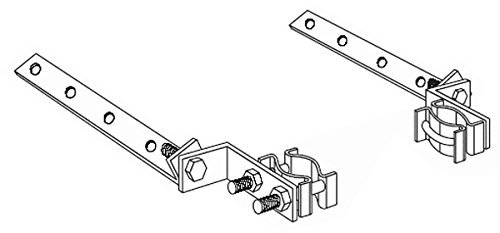ROHN EB2525G Universal Eave Bracket for 25G Tower. Buy it now for 115.00