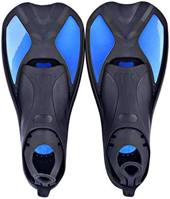 Karleeme Dive Short Fins Adults Children Special Campaign Fin Snorkeling Directly managed store Swimming