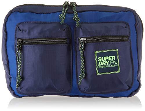 Superdry Utility Pack schoudertas voor heren, 5 x 19 x 24 cm