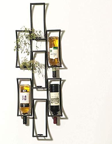 vinoteca 7 botellas de la marca YLCJ