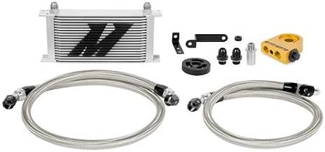 Mishimoto Silver MMOC-WRX-08T Subaru WRX Thermostatic Oil Cooler Kit
