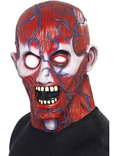 Anatomía hombre máscara