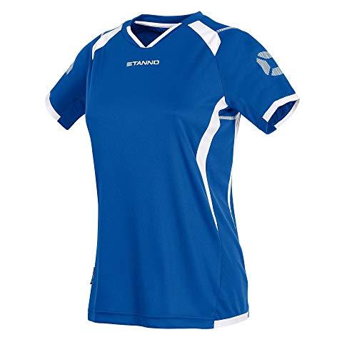 Stanno Olympico Trikot Kurzarm royal blau Damen royal blau/weiß, M