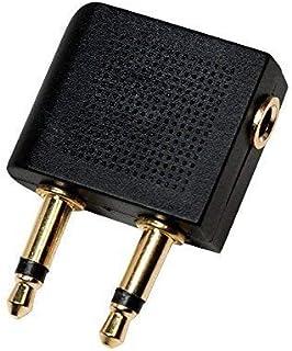 LogiLink flygplan ljudadapter för flygplatssljud, artikelnr. : CA1089, Audio Adapter, Flerfärgad, 1