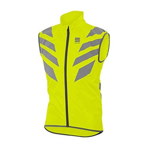 Sportful Reflex Vest - Yellow Fluo