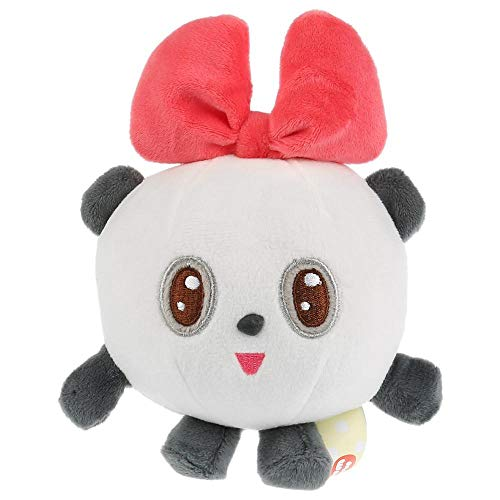 Simbat Smart Toy Elephant Panda Talking Plush Toy (Malyshariki) 6.3 x 6.3 x 3.94-inch Baby Interactive Toy