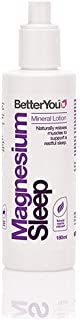 BetterYou Natural Magnesium Sleep Lotion 180ml