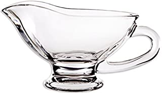 Circleware 20112 Saucy Glass Gravy Dish with Handle, 10 oz, Clear (B0143EFBNY) | Amazon price tracker / tracking, Amazon price history charts, Amazon price watches, Amazon price drop alerts