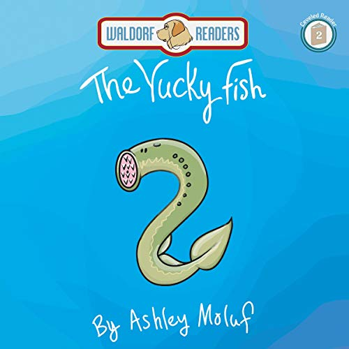 The Yucky Fish cover art