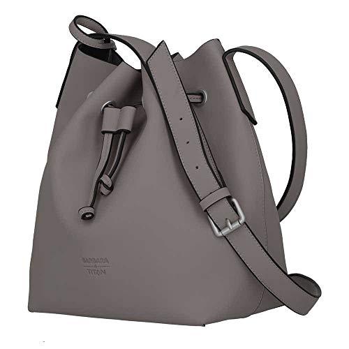 Titan Barbara Pure Bucket Bag 29 cm Grey