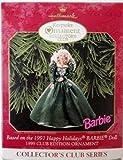 Barbie Hallmark Keepsake 1999 Club Edition...