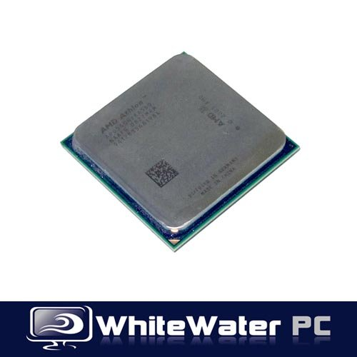 Procesador AMD Athlon 64 X2 5000 + CPU Socket 940 AM2 ado5400iaa5do 5400 2,8 G 2.8
