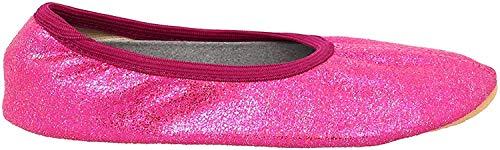 Beck Mädchen Basic Gymnastikschuhe, Pink (Pink 06), 32 EU
