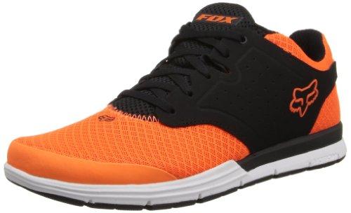 Fox Herren Motion Select Fashion Sneaker, (orange/weiß), 46 EU