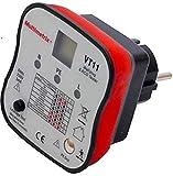 Multimetrix Arnoux MMXP06230304 - Probador de toma de corriente 2 P+T