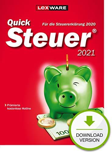 Lexware -   QuickSteuer 2021