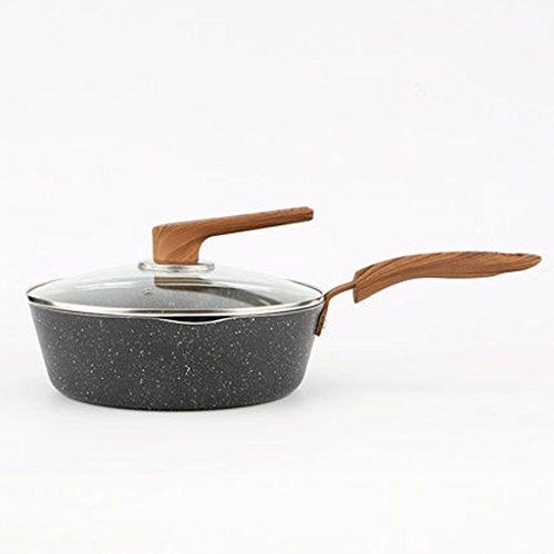 YUBIN Maifan Stone Pan Antiadherente para El Hogar Filete De Huevos Fritos...