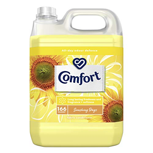 Comfort Sunshiny Days All-day Odour Defence for Your Clothes Fabric...