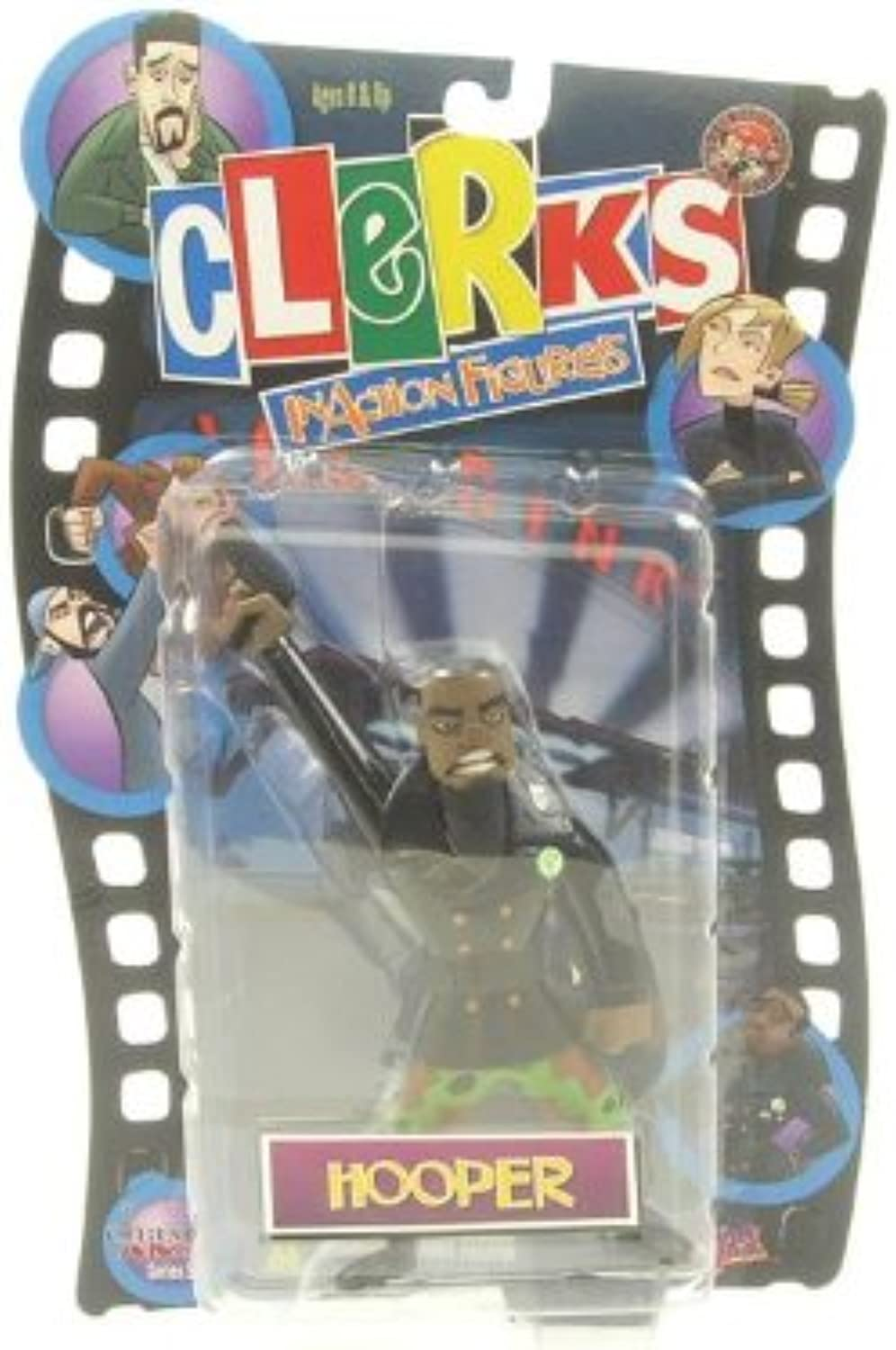 Clerks Chasing Amy Series 5 Hooper Action Figure