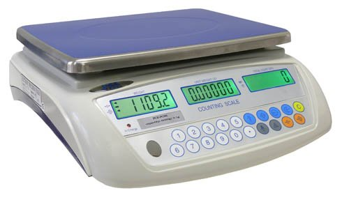 PCE Instruments Dosierwaage PCE-PCS 6, Bereich: 6 kg, Ablesung: 0,1 g, Waagen, Wägebereich, Waage