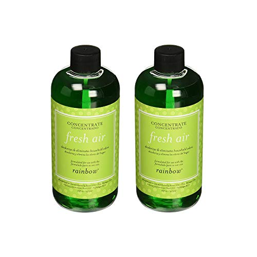 RAINBOW Genuine Fresh Air Concentrate/Deodorizer, 16 oz. (2)