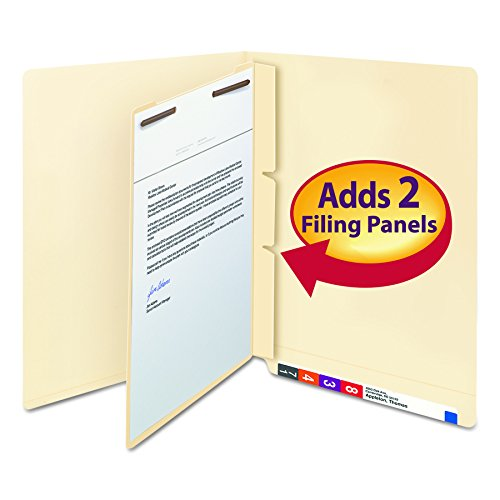 Best file folder dividers with fasteners for 2020
