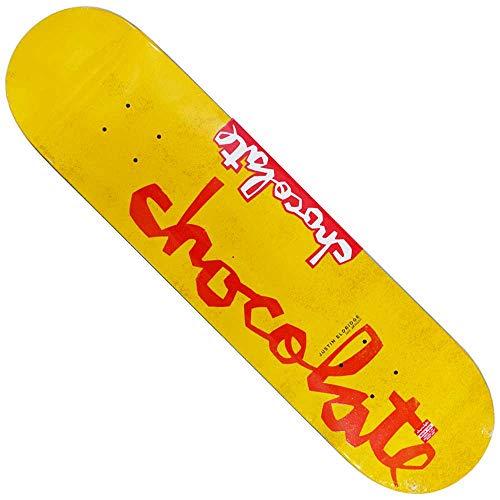 CHOCOLATE チョコレート ELDRIDGE OG CHNUK DECK 7.875inch Justin Eldridge Model