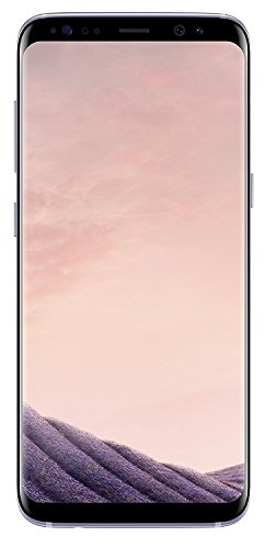 Samsung S8 64GB SIM-Free Smartphone - Orchid Grey (SM-G950F) (Certified Refurbished)