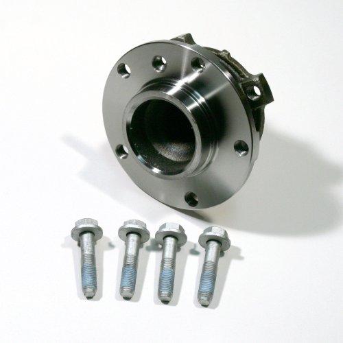 1 x Radnabe / 1 x Radlagersatz + Schrauben für vorne/für die Vorderachse