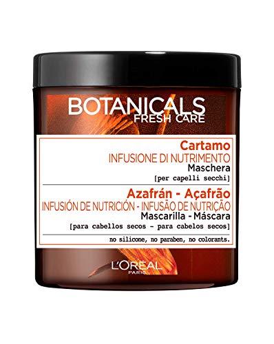 L'Oreal Paris Botanicals Mascarilla Infusión de Nutrición, para cabellos secos - 200 ml