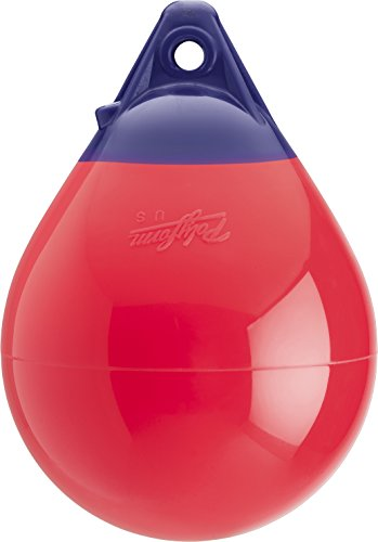 Polyform A-1 Buoy Red 11 x 15 in.