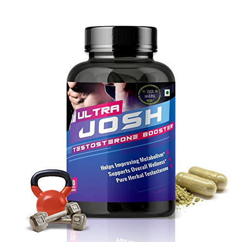 Nutrafirst Testosterone Booster with Shilajit Safed mulsi A
