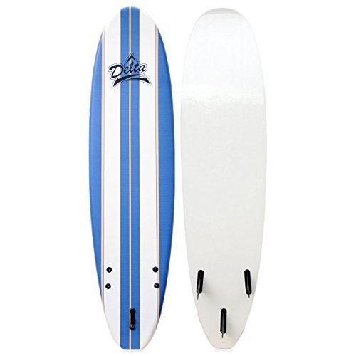 Tabla De Surf Softboard Alder Delta 6´0