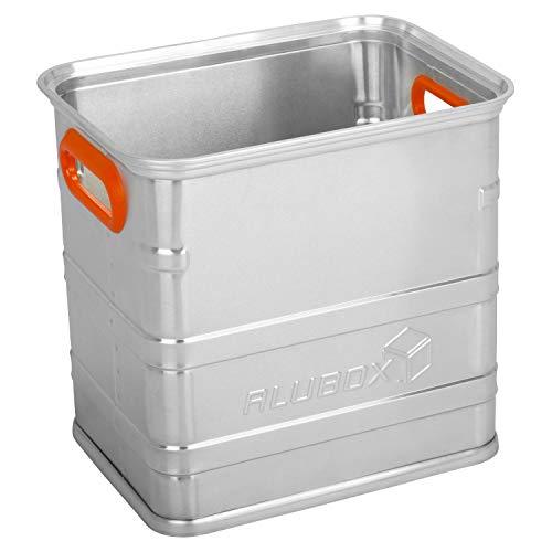 ALUBOX Transportkasten, Lagerbox ABX-U40-40 Liter