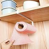 Cocina papel higiénico tejido titular Titular colgantes baño papel higiénico del sostenedor del soporte del rollo de papel sostenedor de la toalla rack soporte papel higienico