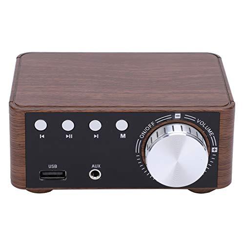 AMP Digital, Amplificador de Audio, Tarjeta de Memoria pequeña 5.0 50W X 2 para Altavoces domésticos restauradores