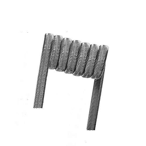 """Coils-Selbstwickler von Psycho Coils """"Burnhilde"""" für Brunhilde-DL-RDTA und Fatality 0,19 Ohm - Deutsche Markenware in Bester Qualität - Handmade im 2er-Set für E-Zigarette"""