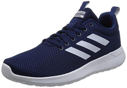 adidas Herren Lite Racer CLN Fitnessschuhe, Blau (Azuosc/Ftwbla/Azuosc 000), 44 EU