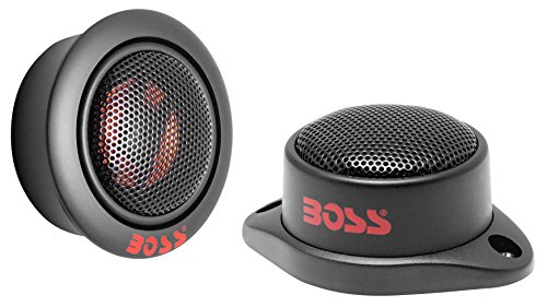 BOSS Audio Systems TW12 200 Watt Per Pair, 1 Inch Car Tweeters Sold in Pairs