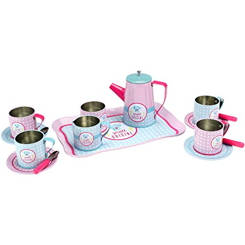 Beluga Spielwaren 68006 - Küchenspielzeug - Sweet and Easy Kaffee und Teeservice
