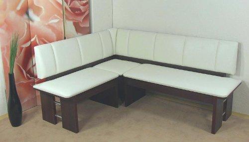 moderne Eckbank nussbaum Sitzecke Esszimmer Küche Melamin design hochwertig