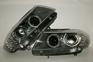 BMW 3 Series E90 E91 LCI Facelift 08-11 Bi-Xenon HeadLights Front Lamps PAIR OEM